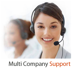Multi Company Support